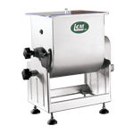 Tilt Meat Mixer - 25 lb. Capacity