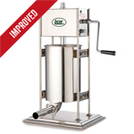 Ultimate Stuffer - 25 lb. SS Vertical With 2 Speeds