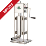 Ultimate Stuffer - 10 lb. SS Vertical With 2 Speeds