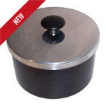Grease Strainer & Canister with Lid