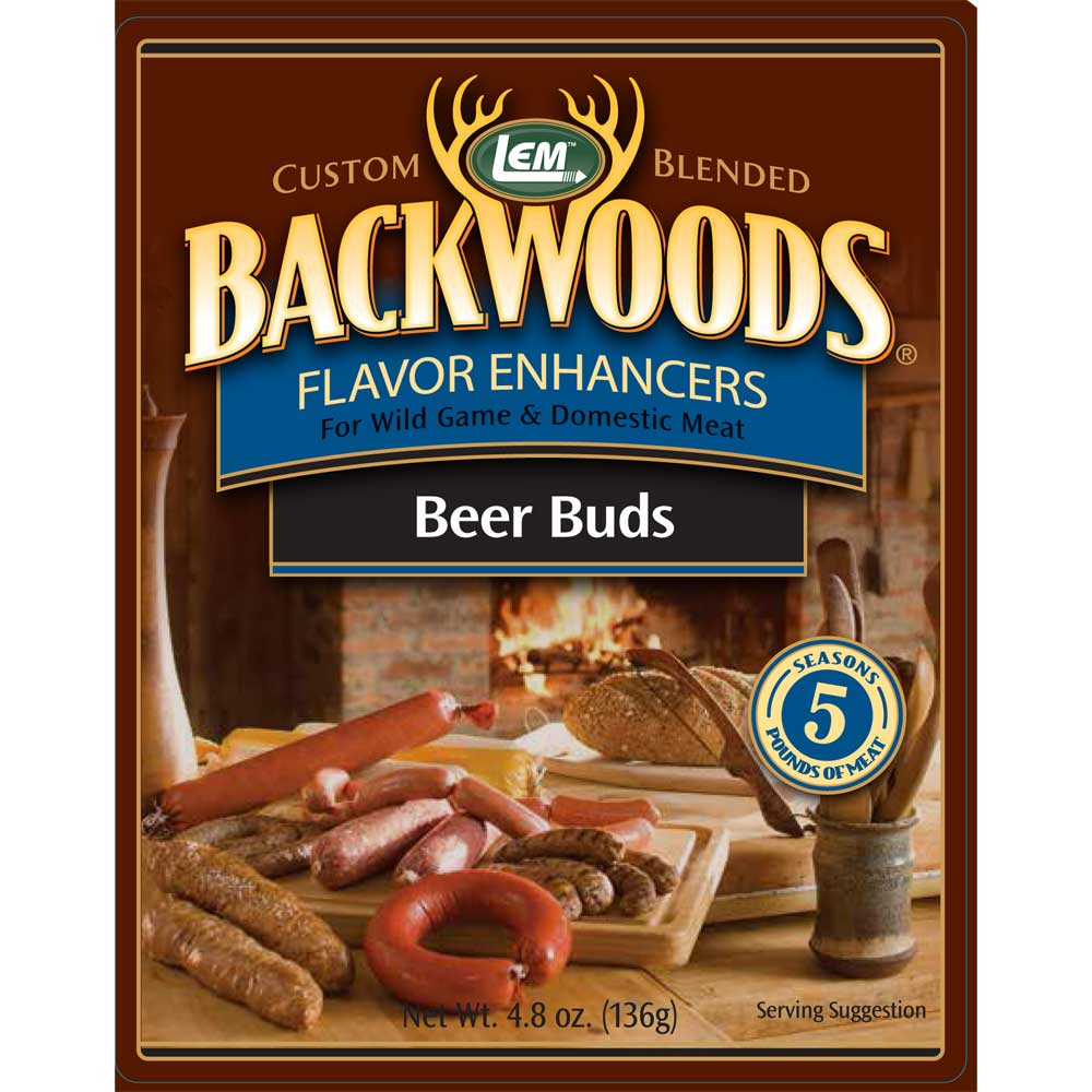 Backwoods Beer Buds