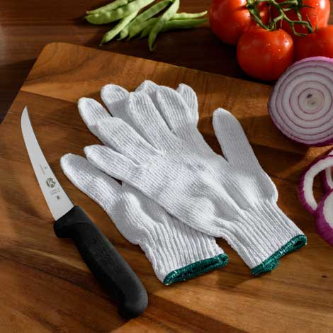 Aprons & Gloves
