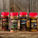 Spices and Rubs